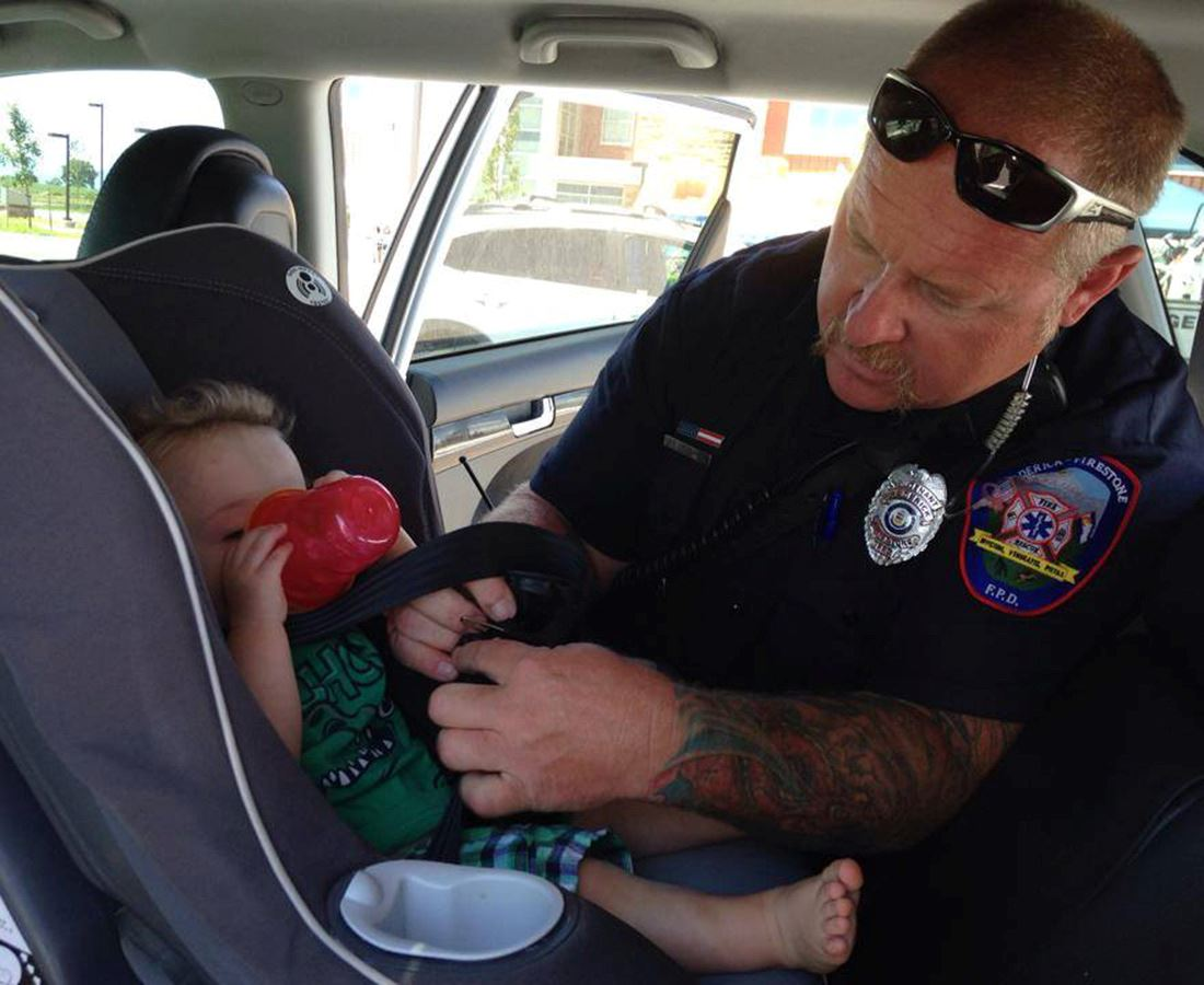 Get your car seat checked by one of the District's licensed Car Seat Technicians